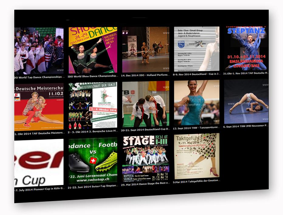Show und Tanzfotos 2014